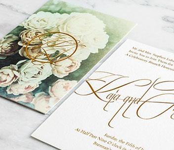 идеи для свадебных приглашений