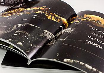 Разработка брошюр, дизайн брошюр и каталогов