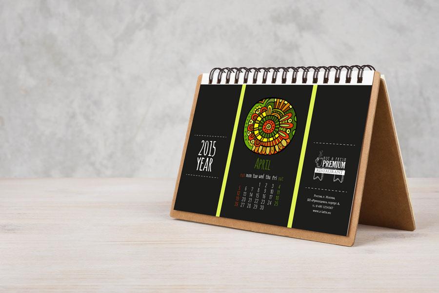 Срочное изготовление календарей в Измайлово