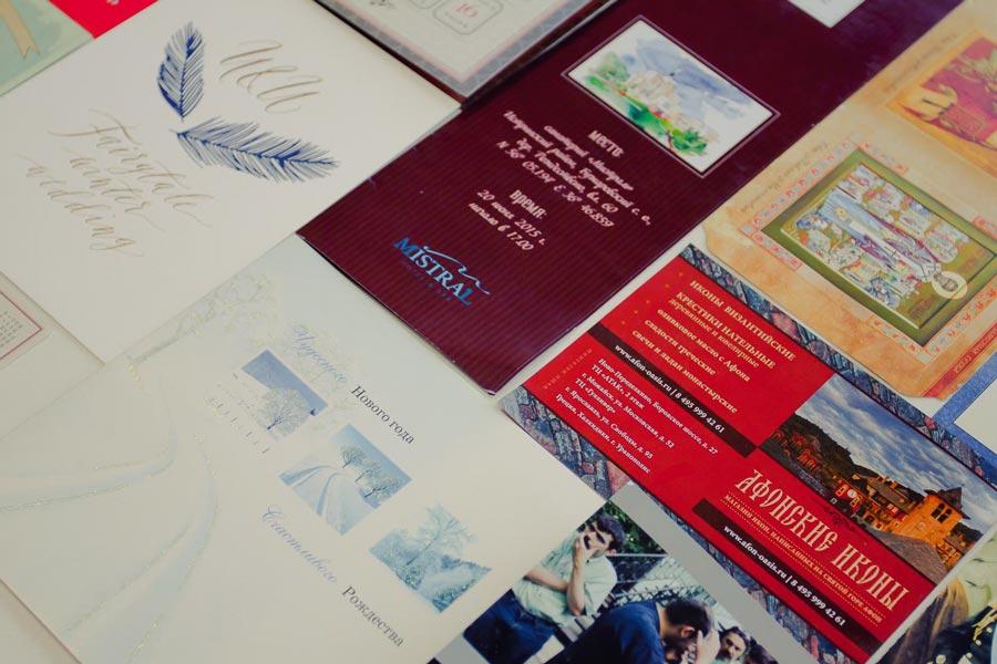 разработка буклетов и срочное производство брошюр, листовок, буклетов