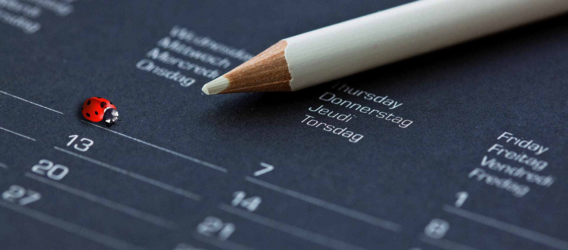 Оперативное производство календарей