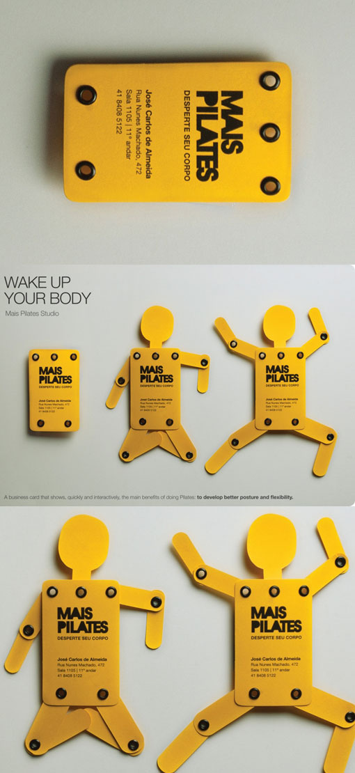 визитка-конструкто
