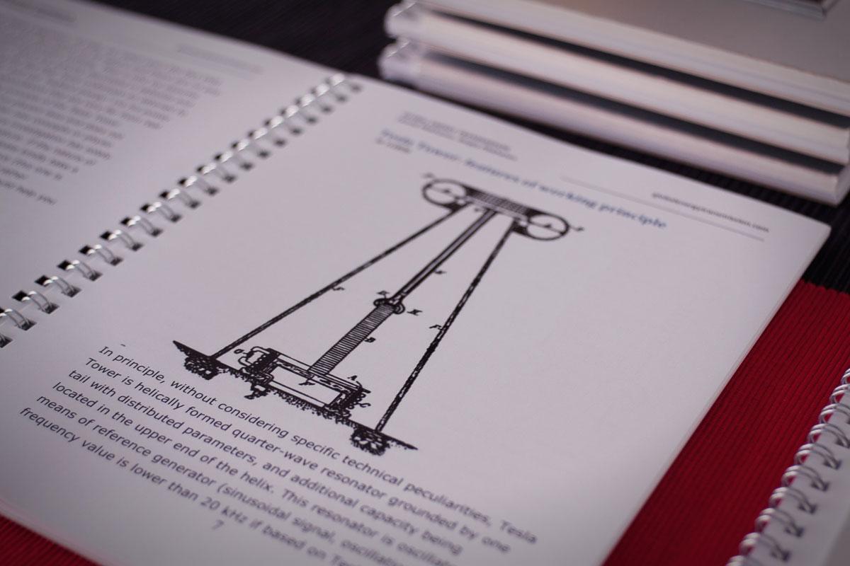 Изготовление книг в нескольких экземплярах