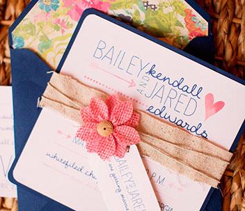 лучшие свадебные приглашения