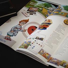 Срочная печать брошюр и буклетов