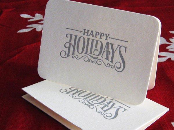 дизайн визитки: скругление углов