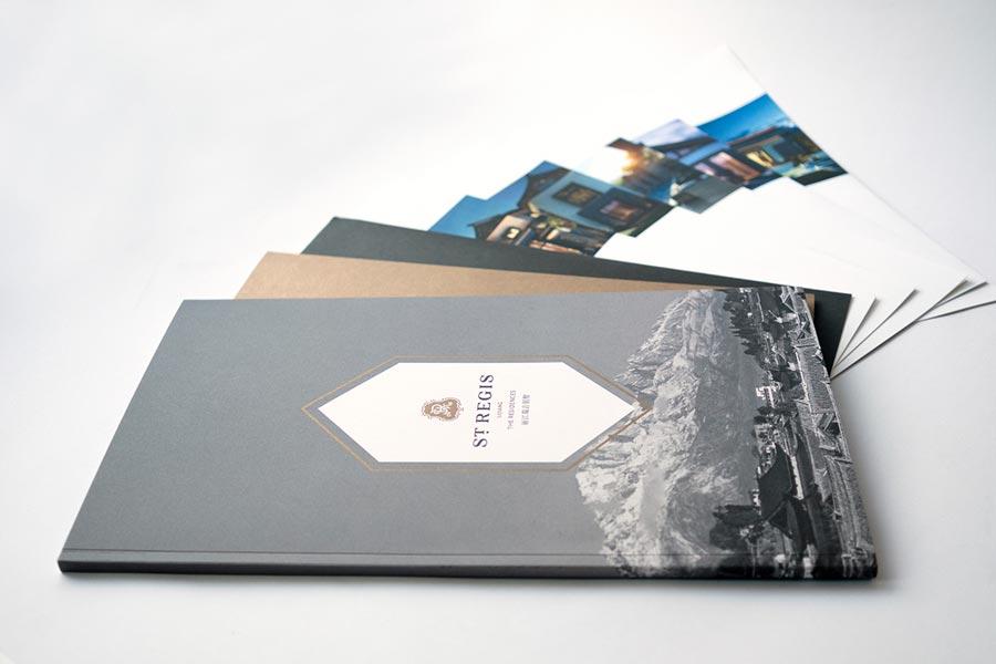 Брошюра и рекламные материалы