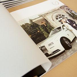 Брошюра на болтах: дизайн и изготовление