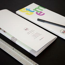 Печать брошюры нестандартного формата