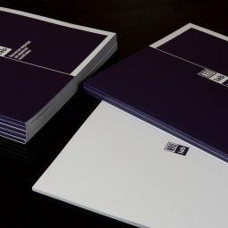 Печать учебного пособия, КБС, квадратный формат