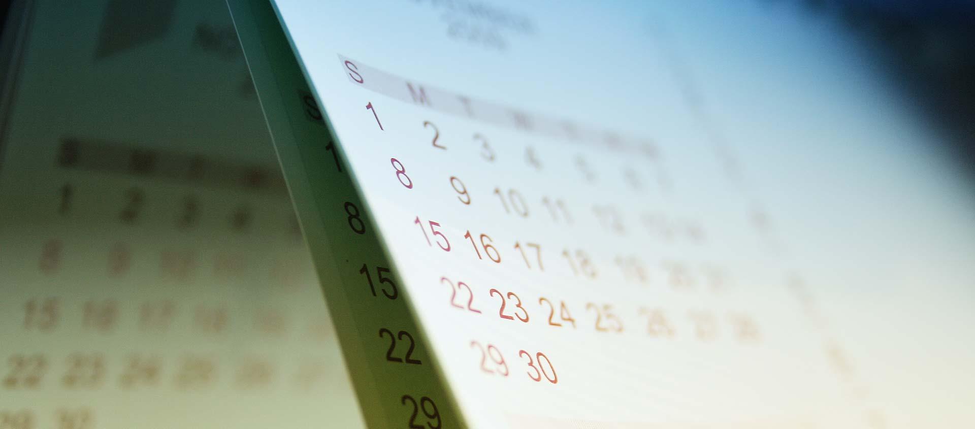 Производство, дизайн календарей