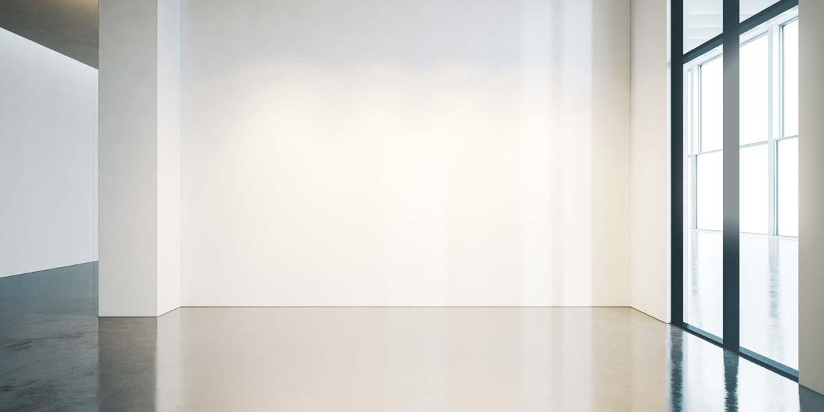 брошюра строительной компании - минимализм в фотографиях