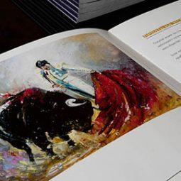 дизайн и печать брошюры для брокеров и финансистов