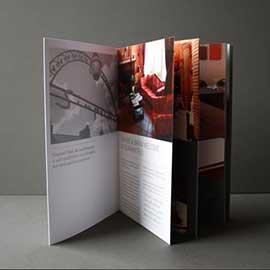 обзор дизайна брошюр