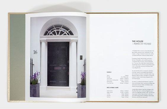 разворот лондонской брошюры