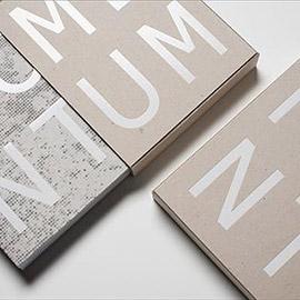 минимализм в дизайне брошюр