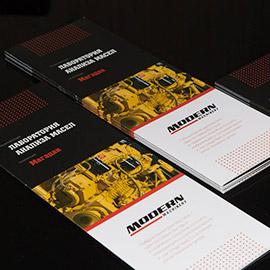 дизайн и печать буклетов в москве