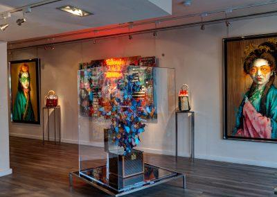 Фото и видео съемка для арт-галереи в Нью-Йорке