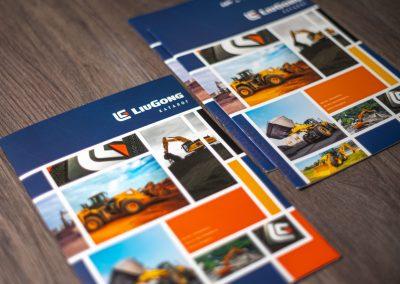 Разработка каталога строительной техники